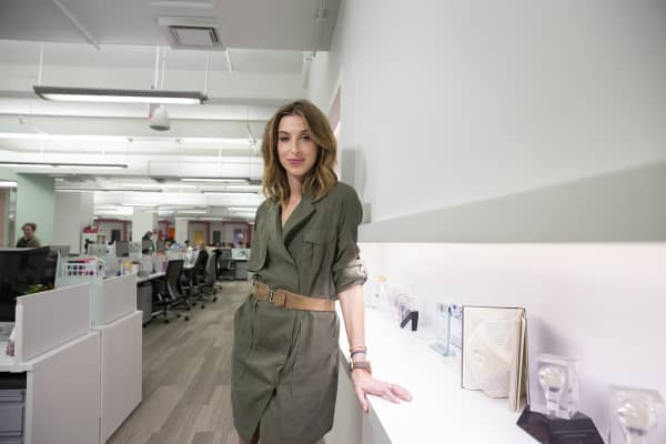 Birchbox CEO Katia Beauchamp