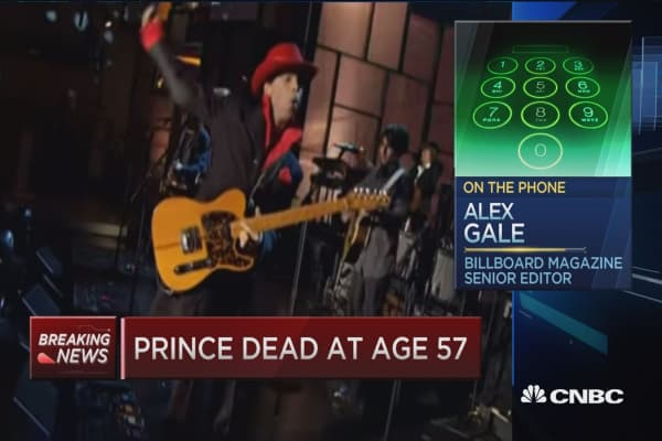Prince most reclusive & mysterious artist: Billboard's Alex Gale