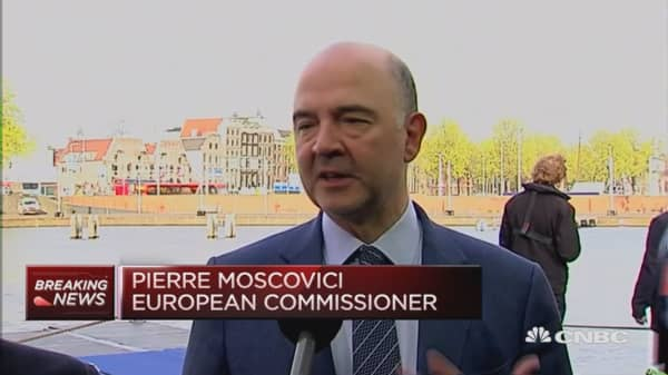 We are close to a Greek agreement: EC's Moscovici