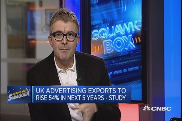 London is centre of European advertising: CEO