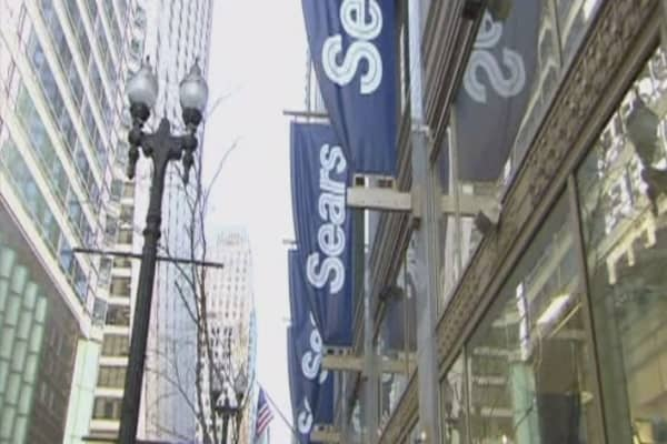 Sears shuttering more stores