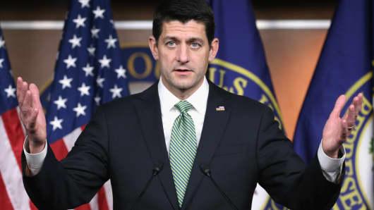 House Speaker Paul Ryan (R-WI).