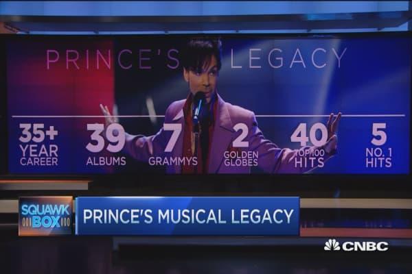Prince's musical legacy