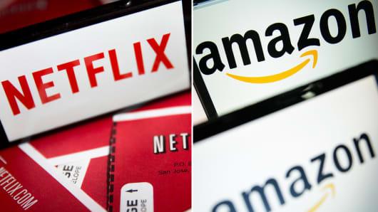 Amazon Netlfix