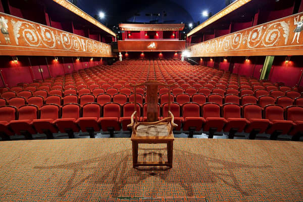Bullish on cinemas despite falloff in attendance: Piper ...