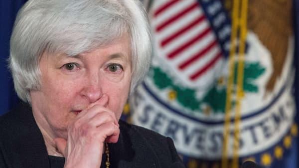 Federal Reserve Board Chairman Janet Yellen.