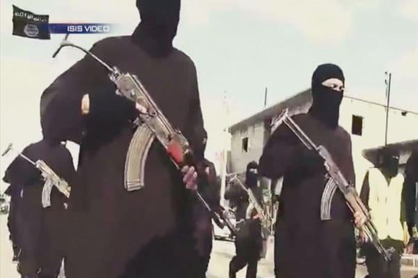 US led coalition destroys $500B in ISIS cash