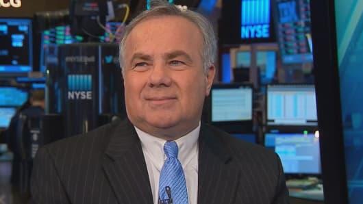 Joseph Papa, CEO of Valeant