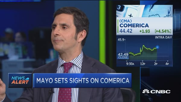 Analyst: Comerica's Tuesday meeting should be a watershed event