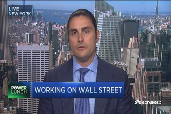 Ricco: I don't see any real changes to Wall Street's compensation