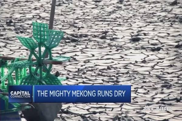 Vietnam Drought