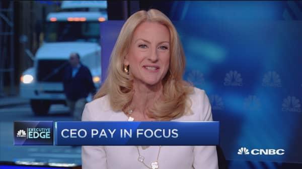 Executive Edge: CEO pay in focus