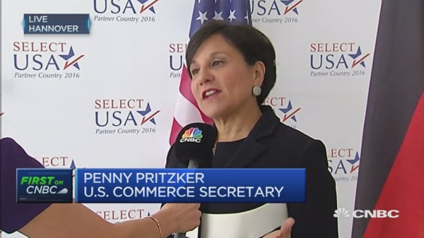 US-EU deal to bring many opportunities: Pritzker