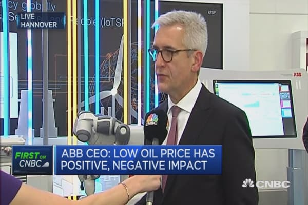 Must have patience with China: ABB CEO