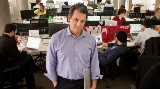 Jim Bankoff, chief executive of Vox Media