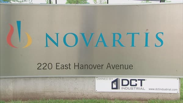 Novartis may dispose $13.8B in Roche stake