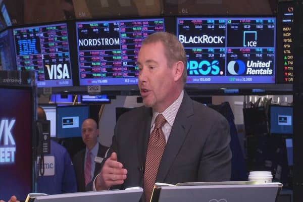 Gundlach calls negative interest rates a 'horror'