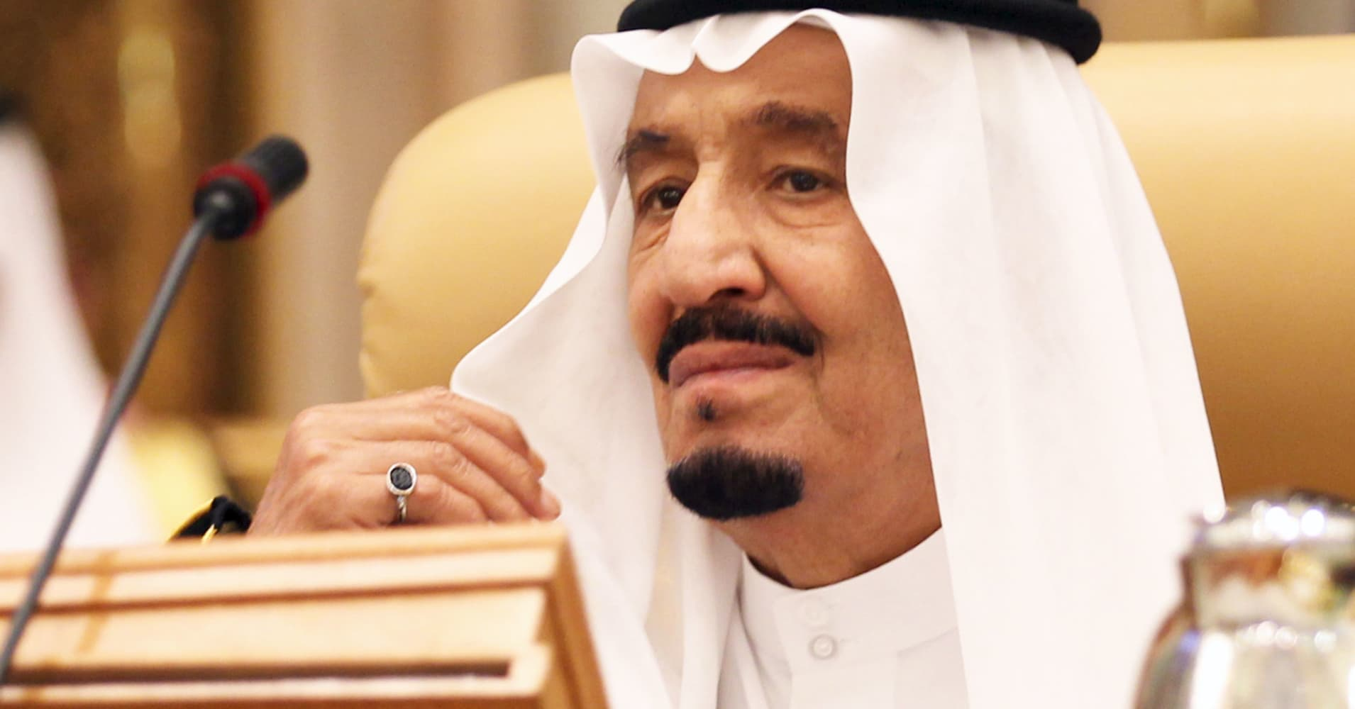 Saudi king orders payouts, bonuses to soften price hikes