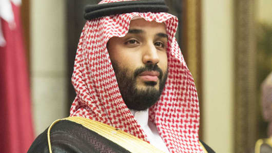 Saudi Crown Prince bin Salman is most powerful leader in Middle ...