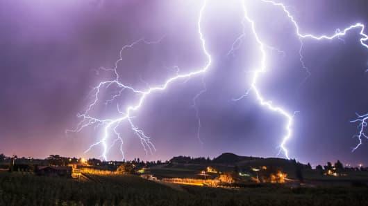 storm havoc