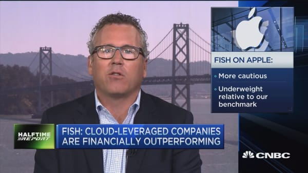 Fish: We're seen worse in tech earnings before