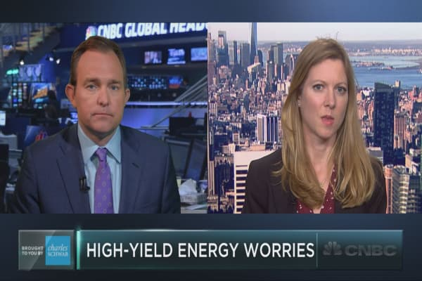 High-yield energy problems remain: HSBC