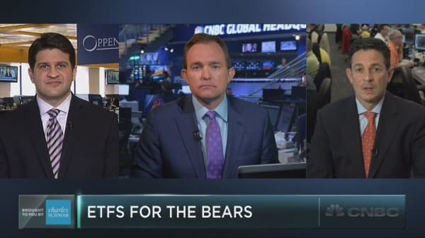 5 ETFs for the bears