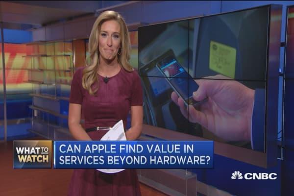 All eyes on Apple