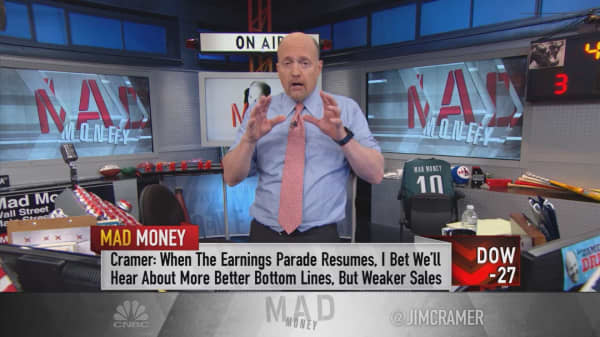 Cramer: House of FANG pain