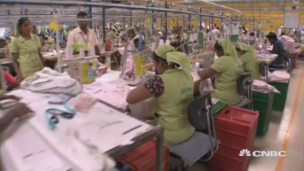 Sri Lanka Manufacturing