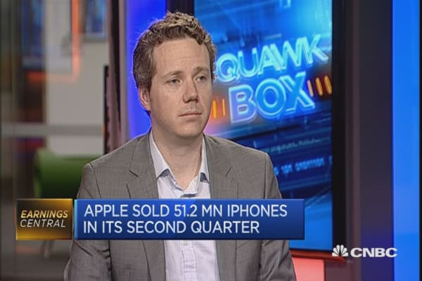 Is Apple going rotten?
