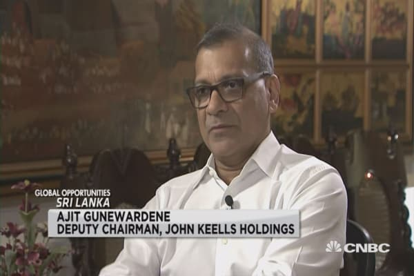 1-on1 with Ajit Gunewardene