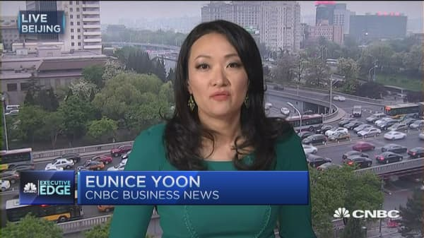 Executive Edge: Apple's China challenge