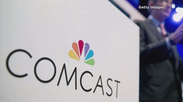Comcast in talks to buy Dreamworks Animation