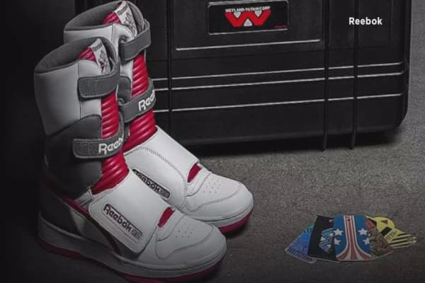 Reebok Alien Stomper shoes release hitting snags