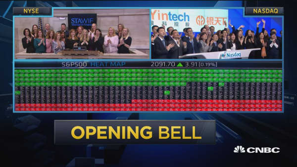 Opening Bell, April 27, 2016