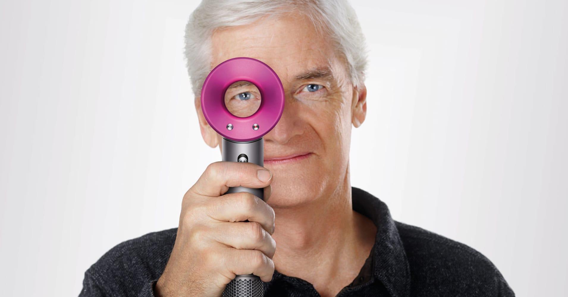 Vacuum Brand Dyson Unveils Its First Quieter 400 Hair Dryer