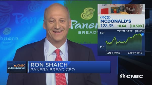 Panera CEO on staying competitive
