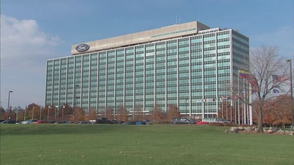 Ford recalling 202k vehicles for transmission issue
