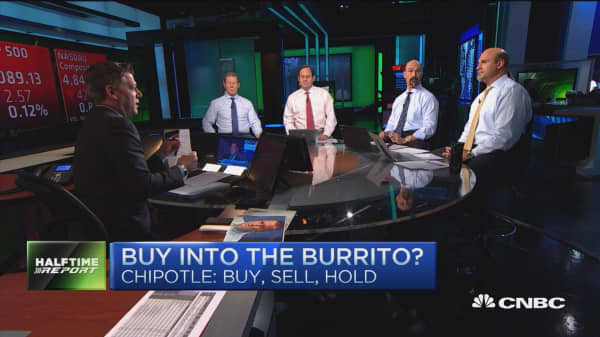 Chipotle, forgive & forget?