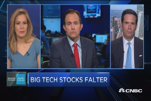 Trading Nation: Will it get worse for tech?