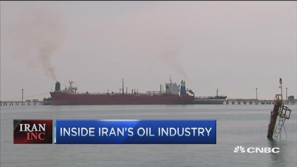 Inside Iran's oil industry