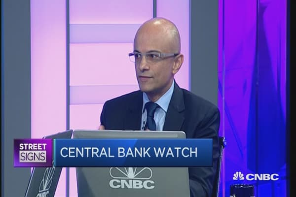 Central bank watch