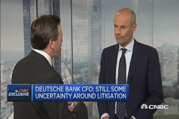 No final decision on TLTRO II participation yet: DB CFO