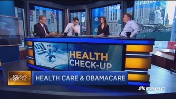 Centene health checkup: CEO