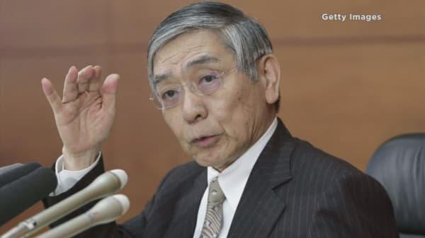 BOJ keeps monetary policy steady