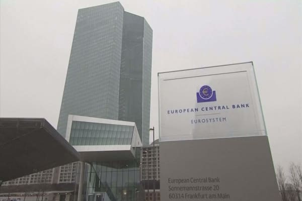ECB fending off critics, claims policies are working