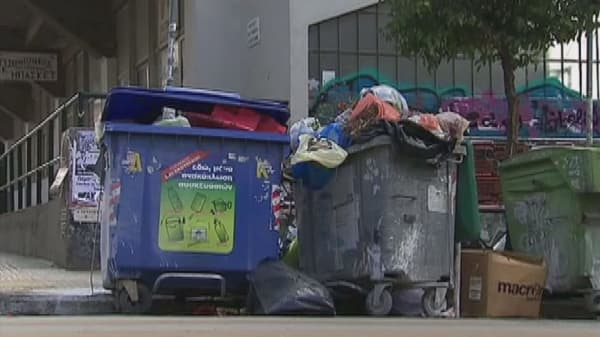 Cities turning to in-sink disposals to deal with garbage problem