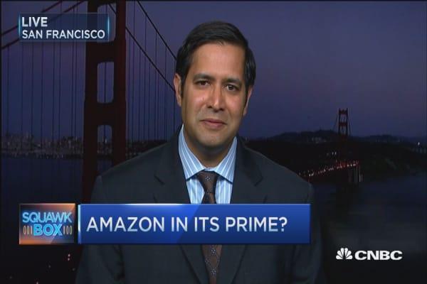 Will Amazon surprise?