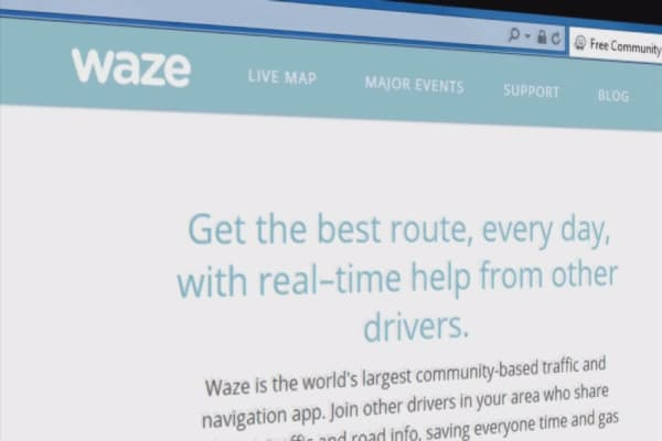 Google says Waze is secure